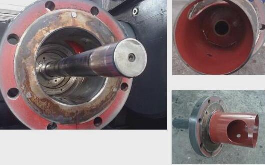 煤浆泵现场拆检视频教材