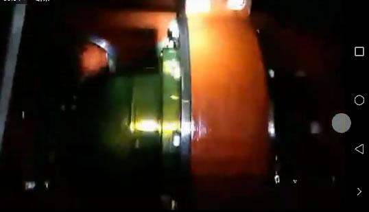 高压煤浆泵内部活塞腔动作情况